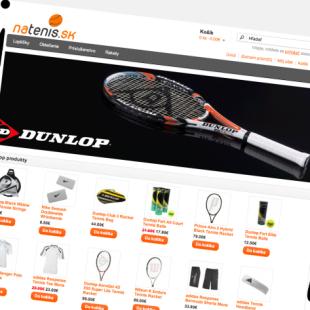 E-shop www.NaTenis.sk